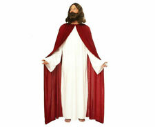 Jesus Costume Holy Christ Fancy Dress Up Party Moses Religious Church Outfit New