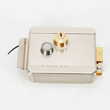 Electric Electronic Door Lock for Doorbell Intercom Access Control System 12V US