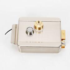Home Stainless Steel Electric Door Lock For Door Intercom Access Control System