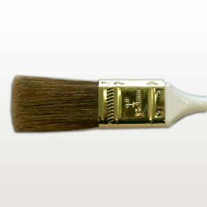 "Bob Ross Oil Painting Brush - 1"" Landscape Brush - FREE POSTAGE"
