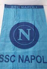 Telo mare S.S.C. Napoli Ufficiale 90x170 cm in Spugna 100% di cotone A192