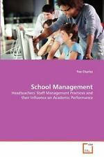 School Management : Headteachers' Staff Management Practices and their...