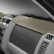 Taupe MOLDED Ultimat Custom Dash Cover - Color-Fast Carpet DashMat CoverCraft