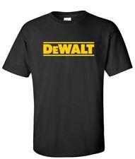 DeWalt ,tools T-Shirt contractor professional construction tools
