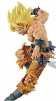DRAGON BALL Z GOKU SS MATCH MAKERS BANPRESTO NEW NUEVA FIGURE