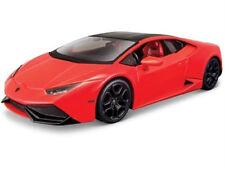 Maisto 1:24 LAMBORGHINI HURACAN LP 610-4 Diecast Model Racing Car Vehicle NIB