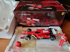 M. Schumacher Sao Paulo Brazil 2006 F248 F1 Hot Wheels 1:18