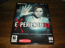JEU PC EXPERIENCE 112 - EN FRANCAIS