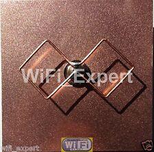 WiFi Antenna Biquad MACH 3 Wireless Booster Long Range GET FREE INTERNET USA