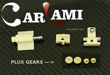Jaguar S-type S type headlamp headlight repair kit adjuster + GEARS
