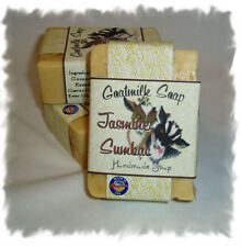 Handmade/Homemade Goat Milk Soap _ Jasmine _ Made in Montana
