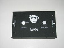 100 watt non ohm specific passive attenuator for guitar amps BWM