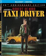 Taxi Driver (Blu-ray Disc, 2016, 2-Disc Set, 40th Anniversary Edition) NEW