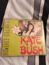 Kate Bush RARE Baktabak Interview Picture CD