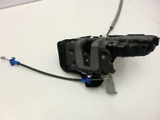 FORD MONDEO IV 4 07-10 RHD Door lock with adjusting MOTORE le front