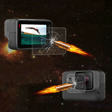 For Gopro Hero 5 Black Camera Accessories Lens&Screen Protector Transparent Film