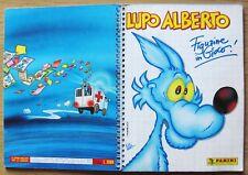 ALBUM FIGURINE PANINI 1991 LUPO ALBERTO Figurine in Gioco - COMPLETO* OTTIMO!!