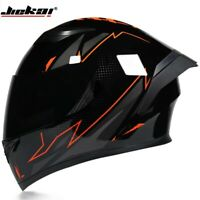 Motorcycle Helmet DOT Approval Racing Full Face Double Lens Motorbike Helmets