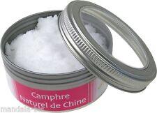 Camphre Naturel De Chine 100 G - Collectif
