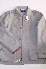 $795 NWT Authentic Polo Ralph Lauren WATER-RESISTANT WOOL COAT, XL