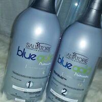 Lissage Sans Formol au Tanin 2x1 L (Taninoplastie) SALVATORE Blue Gold Premium