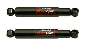2 International, HINO Suspension Shocks Gabriel 85003 Repl. 680281