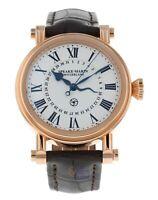 Speake Marin Serpent Calendar 18k Rose Gold 42mm Automatic Men's Watch