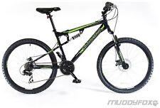 Muddyfox Livewire 26 Inch Wheels 21 Gears Disc Brakes Mountain Bike - Men's