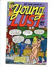 Young Lust #2 (1972) 1st Print Print Mint FN/VF 7.0