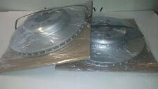 Front Brake Disc Rotor Set x 2 Genuine BMW F20 F30 F32 F36 3 Series 34116792217