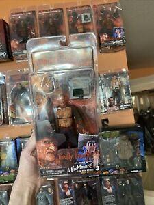 NECA Freddy Krueger Figure A Nightmare On Elm Street 3 Dream Warriors