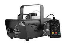 Chauvet H1200 huracán 1200 De Humo Fog Machine Inc Temporizador remoto Dj Disco