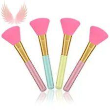 Silicone Face Mask Brush Set Makeup Beauty Tools Soft Facial Mud Mask Applicat