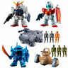 Bandai Mobile Suit Gundam Micro Wars 2 10Pack BOX (CANDY TOY)