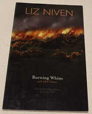 Burning Whins and Other Poems by Liz Niven 2004 Signed