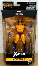 "(IN HAND) HASBRO MARVEL LEGENDS X-MEN 6"" WOLVERINE BUILD APOCALYPSE"