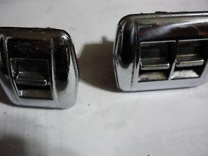 1955 1956 1957 1958 1959 Chevrolet Corvette Nomad power window switches