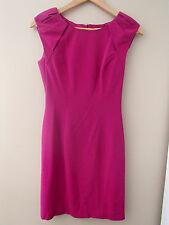 Review Purple Pencil Dress Size 6