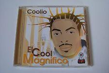 COOLIO - EL COOL MAGNIFICO CD 2002 (Daz Dillinger Krayzie Bone B-Real)
