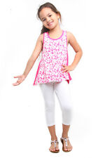NWT Haven Girl Floral Tunic and Legging Set ~ Size 10/12