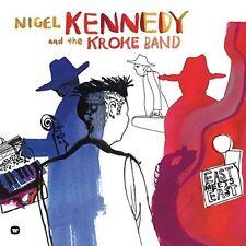 NIGEL/KROKE KENNEDY - EAST MEETS EAST 2 VINYL LP NEU
