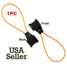 MOST fiber optic optical loop bypass female adapter MERCEDES BMW AUDI PORSCHE Q7