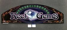 Bally Cinevision Video Slot Machine Glass & Software REEL GEMS