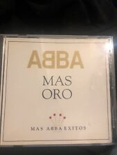 ABBA - Mas Oro - CD - **Excellent Condition**