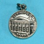 Vintage Sterling Silver Springfield Shriners Children's Hospital Charm 925 -2406