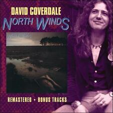 COVERDALE,DAVID-NORTH WINDS CD NEW