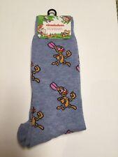 Ren & Stimpy Socks Cartoon Nickelodeon Brand New W/tags A30