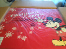 Lionel Mickeys Christmas Express Train Set MINT SEALED IN SHIPPING BOX