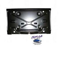 68-72 GM,CAMARO,NOVA,CHEVELLE REAR LICENSE PLATE TAG BRACKET/ FUEL DOOR LB01-69