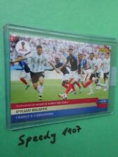 Panini Adrenalyn World Cup 2018 INSTANT Limited Auto 266  Mbappe #1 of 228